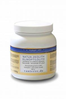 NATUR - ZEOLITH - KLINOPTILOLITH ø 6µm 600g