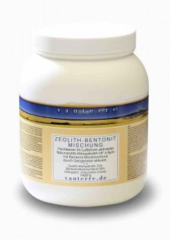 NATUR-ZEOLITH-BENTONIT MISCHUNG 70:30 6µm 1400g